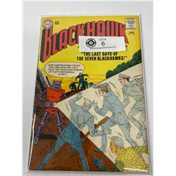 DC Comics Black Hawk #185 On Board In Bag Silver Age