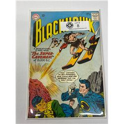 DC Comics Black Hawk #189 On Board In Bag Silver Age