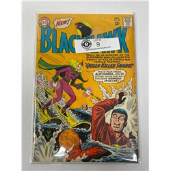DC Comics Black Hawk #200 On Board In Bag Silver Age
