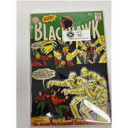 DC Comics Black Hawk #201 On Board In Bag Silver Age