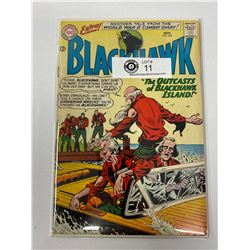 DC Comics Black Hawk #202 On Board In Bag Silver Age