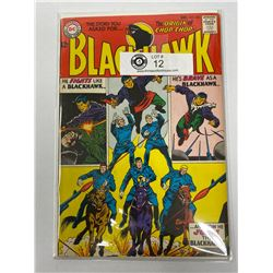 DC Comics Black Hawk #203 On Board In Bag Silver Age