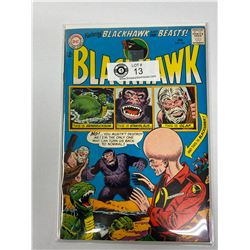 DC Comics Black Hawk #205 On Board In Bag Silver Age