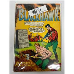 DC Comics Black Hawk #206 On Board In Bag Silver Age