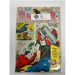 DC Comics Black Hawk #207 On Board In Bag Silver Age