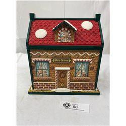 Nice Christmas Musical Jewellery Box