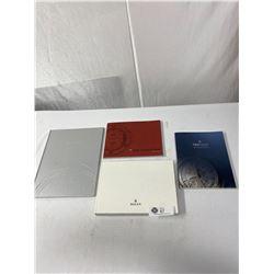 Lot Of 4 Watch Books, Rolex, Seiko, Etc.