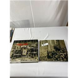 WW2 Victory In Europe Experience Hard Cover Book And CD In Presentation Box