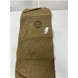 WW2 July 1943 W.B.C Company Canvas Bag