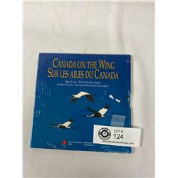 Royal Canadian Mint Birds Of Canada Silver 50C 2 Coin Set In Original Package