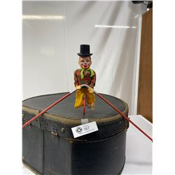 Vintage Balancing Clown Great Detail