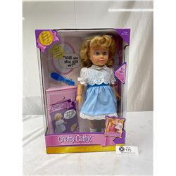 Mattel The Classic Collection Chatty Cathy Doll Un-opened In Original Box