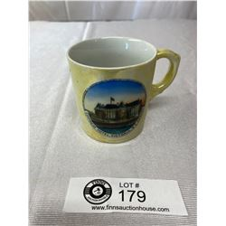 Early 1900s Empress Hotel Lustre Mug 1900-1910