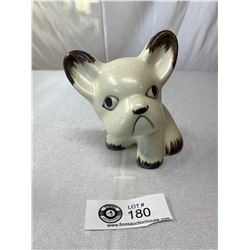 1930s English Pottery Dog