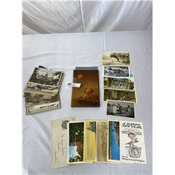 Very Nice Lot Of Early BC Postcards, Some Hard To Find