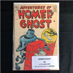 HOMER GHOST #2 (ATLAS COMICS) 1957