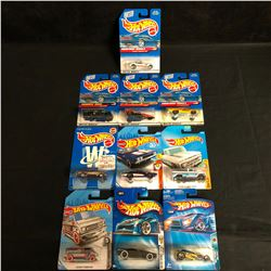 BRAND NEW HOT WHEELS TOY CAR LOT