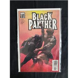 BLACK PANTHER #2 (MARVEL COMICS) 1st Appearance of Shuri