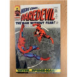 Daredevil #16 (Marvel Comics) Spider-Man Appearance!