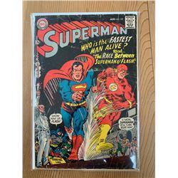 SUPERMAN #199 (DC COMICS)