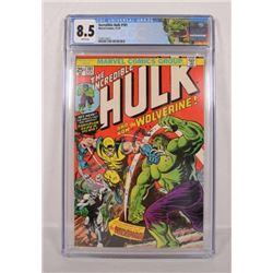 Incredible Hulk #181 CGC 8.5 (Marvel Comics) 1st Appearance of the Hulk