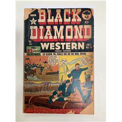 Black Diamond Western #13 Lev Gleason 1949