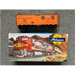 VINTAGE ATHEARN HO Scale Train Car Pacific Fruit Express