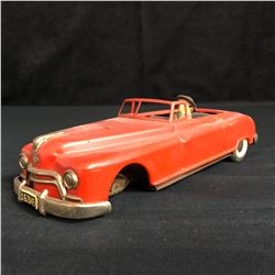 1940's STEEL TOYS CAR
