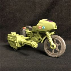 VINTAGE 1980's G.I JOE MOTORCYCLE R.A.M