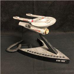 STAR TREK ENTERPRISE PHONE NCC 1701