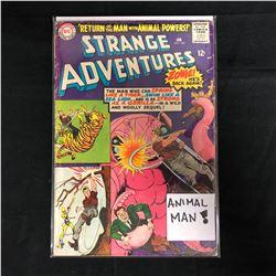STRANGE ADVENTURES #184 (DC COMICS)