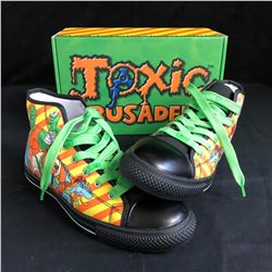 TOXIC CRUSADERS SHOES w/ BOX (SIZE 11)