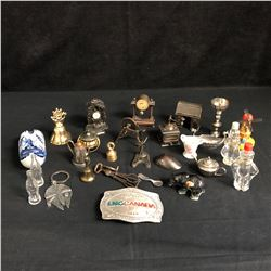 ASSORTED COLLECTIBLES LOT