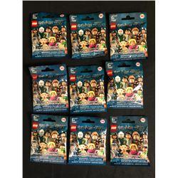 LEGO MINIFIGURES LOT (71022)