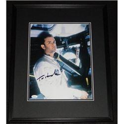 Tom Hanks Framed Autographed 'Apollo 13' 11X14 Photo (JSA Certified)