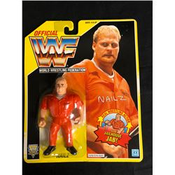 OFFICIAL WWF HASBRO MOC NAILZ