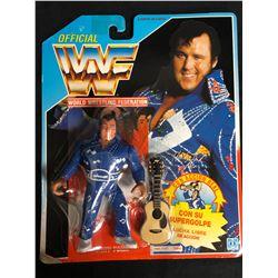 OFFICIAL WWF HASBRO MOC HONKY TONK MAN
