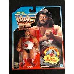 OFFICIAL WWF HASBRO MOC TIFON