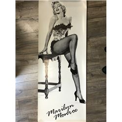 LIFE SIZE MARILYN MONROE WALL POSTER