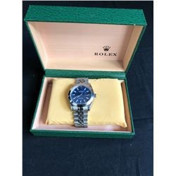 AAA REPLICA ROLEX OYSTER PERPETUAL WATCH w/ BOX