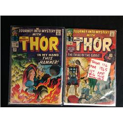 THE MIGHTY THOR #120/ #116 (MARVEL COMICS)