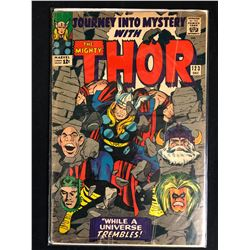 THE MIGHTY THOR #123 (MARVEL COMICS)