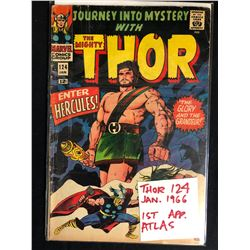 THE MIGHTY THOR #124 (MARVEL COMICS)