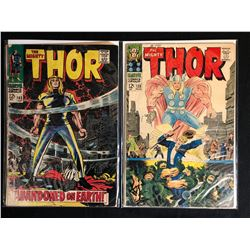 THE MIGHTY THOR #145/ #138 (MARVEL COMICS)