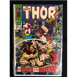 THE MIGHTY THOR #152 (MARVEL COMICS)