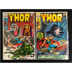 THE MIGHTY THOR #190/ #185 (MARVEL COMICS)