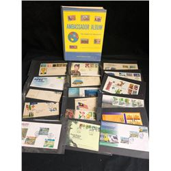FIRST DAY COVERS LOT