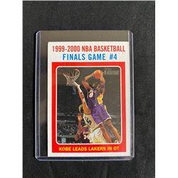 Kobe Bryant 2001 - 2002 Topps Heritage Championship Series #135