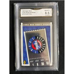 1993 UPPER DECK TRADE ROOKIE EXCHANGE #TC2 DRAFT PICKS (GMA NM-MTM + 8.5)