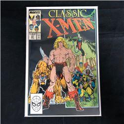 CLASSIC X-MEN #21 (MARVEL COMICS)